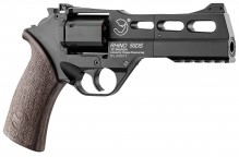 Photo Airsoft REVOLVER RHINO 50 DS Co2 0,95J BLACK MAT