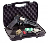 Photo LIMITED EDITION AIRGUN CHIAPPA CHARGING RHINO 50DS CO2 REVOLVER 3.5J CAL. 177 PELLETS