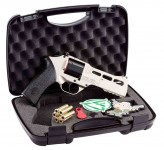 Photo LIMITED EDITION AIRGUN CHIAPPA RHINO SPECIAL EDITION 50DS CO2 REVOLVER 3.5J CAL. 177 PELLETS