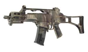 Photo Hubert.14 Commando AEG - BO MANUFACTURE™