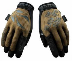 Photo Gants - MTO TOUCH Mechanix - Coyote (L)