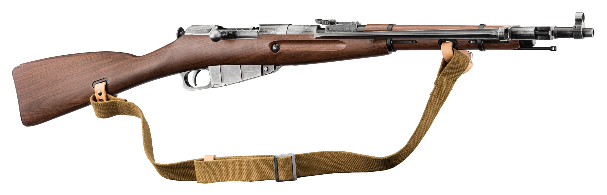 Photo Mosin-Nagant M44 Co2 OVERLORD WWII Series