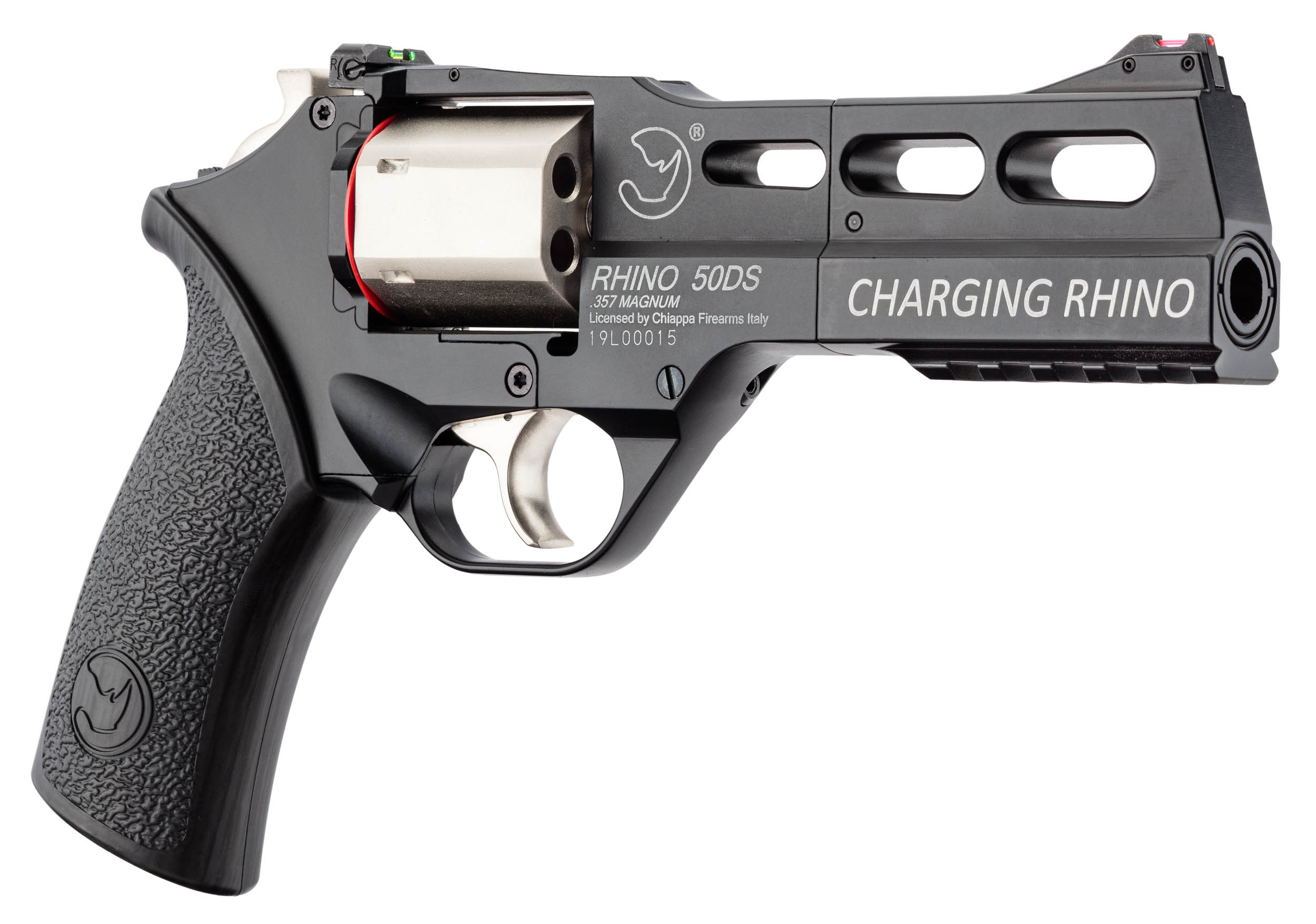 Photo SOLD OUT ! Réplique Airsoft revolver CO2 CHIAPPA CHARGING RHINO 50DS 1J SÉRIE LIMITÉE