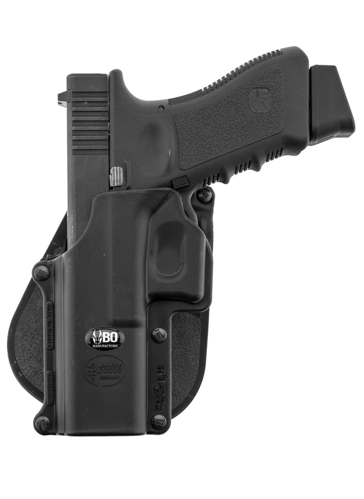 Photo BO ROTO HOLSTER FOR STARK ARMS S17 - LEFT HAND