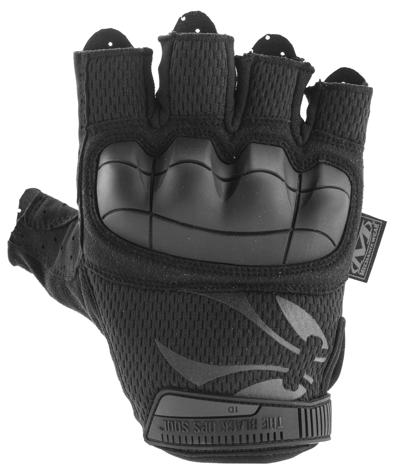 Photo Gants - MTO FIGHTER by Mechanix - Covert - Taille/size M