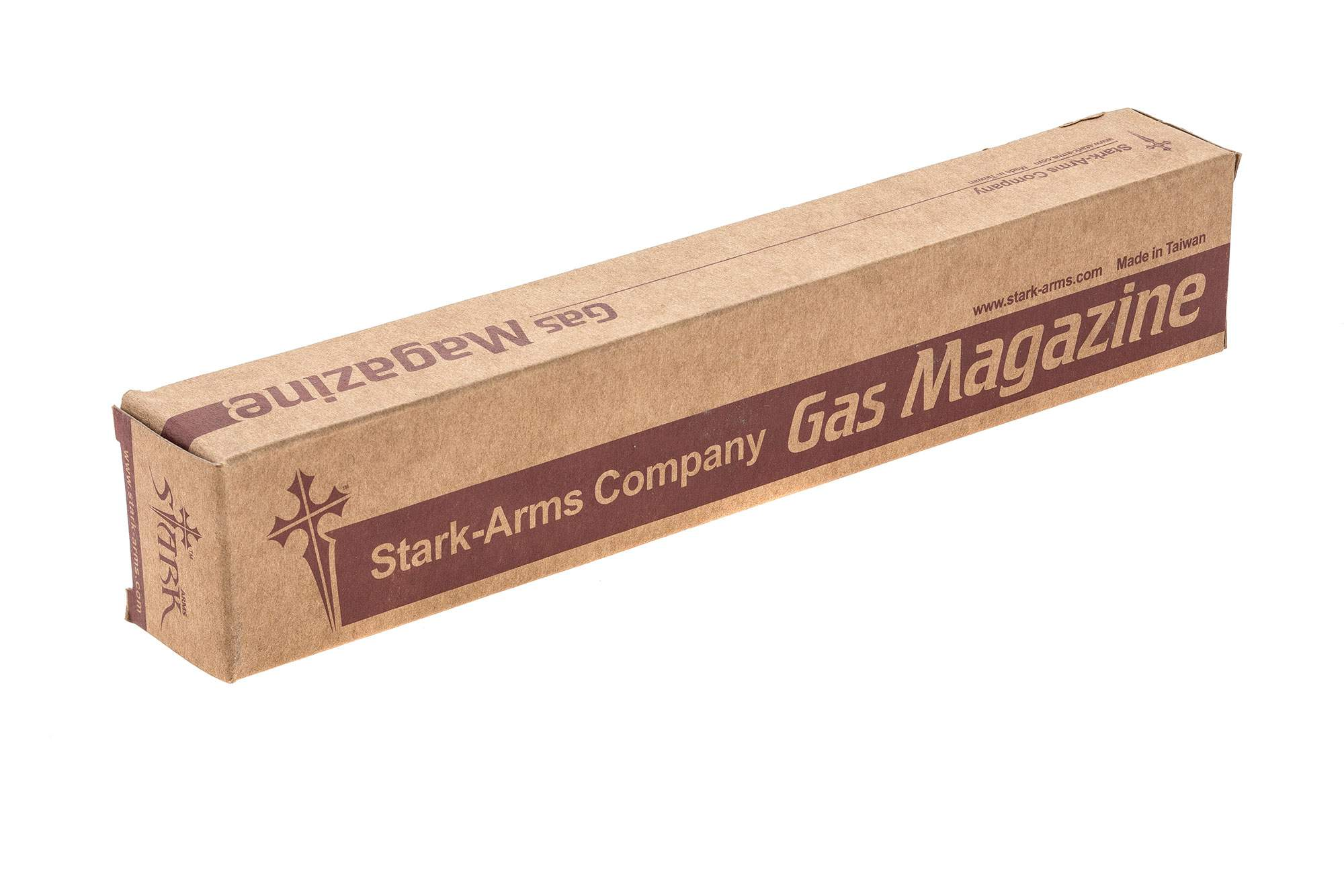 Photo Gas Magazine 50 rds for Stark Arms S17 & S18 GBB Pistols