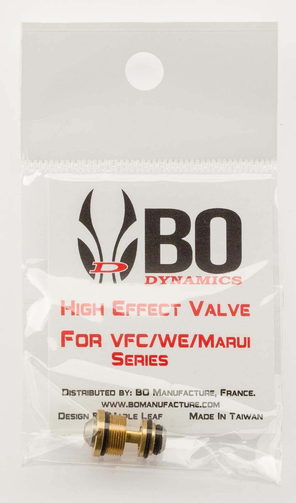 Photo BO HIGH EFFECTIVE VALVE FOR STARK ARMS GBB PISTOLS